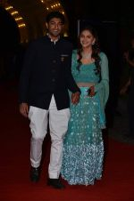 Vaibhav Arora, Ahana Deol at Ahana Deol_s Wedding Ceremony in ITC Maratha, Mumbai on 1st Feb 2014(127)_52ee112510681.JPG