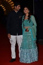 Vaibhav Arora, Ahana Deol at Ahana Deol_s Wedding Ceremony in ITC Maratha, Mumbai on 1st Feb 2014(128)_52ee1125761c8.JPG
