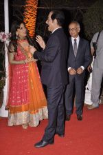 Juhi Chawla at Ahana Deol_s Wedding Reception in Mumbai on 2nd Feb 2014 (76)_52efa224a0255.JPG