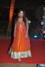 Juhi Chawla at Ahana Deol_s Wedding Reception in Mumbai on 2nd Feb 2014(173)_52efa2255b118.JPG