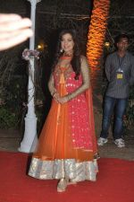 Juhi Chawla at Ahana Deol_s Wedding Reception in Mumbai on 2nd Feb 2014(175)_52efa2261c666.JPG