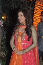 Juhi Chawla at Ahana Deol_s Wedding Reception in Mumbai on 2nd Feb 2014(176)_52efa22e4b768.JPG