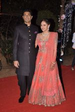 Vaibhav Arora, Ahana Deol at Ahana Deol_s Wedding Reception in Mumbai on 2nd Feb 2014 (58)_52efa3eae4285.JPG