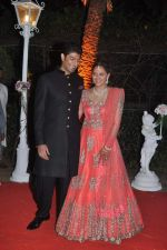Vaibhav Arora, Ahana Deol at Ahana Deol_s Wedding Reception in Mumbai on 2nd Feb 2014(163)_52efa3eb543b5.JPG