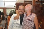 Naved jaffrey surprise birthday bash hosted by wife Sayeeda Jaffrey in Mangii Cafe, Mumbai on 3rd Feb 2014 (63)_52f084793205e.JPG