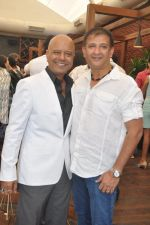Naved jaffrey surprise birthday bash hosted by wife Sayeeda Jaffrey in Mangii Cafe, Mumbai on 3rd Feb 2014 (64)_52f08479a11c4.JPG