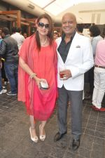 Naved jaffrey surprise birthday bash hosted by wife Sayeeda Jaffrey in Mangii Cafe, Mumbai on 3rd Feb 2014 (80)_52f0847aa1783.JPG