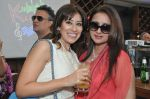 Poonam Dhillon at Naved jaffrey surprise birthday bash hosted by wife Sayeeda Jaffrey in Mangii Cafe, Mumbai on 3rd Feb 2014 (76)_52f08491865ef.JPG
