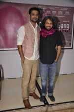 Sohum Shah, Anand Gandhi at Press conference of documentary film Gulabi Gang in Press Club, Mumbai on 3rd Feb 2014 (17)_52f08557ada07.JPG
