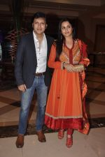 Arjun Punj at Siddharth Kannan_s wedding reception with Neha in Mumbai on 4th Feb 2014 (67)_52f2030519d02.JPG