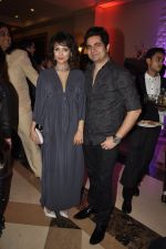 Nikita Rawal at Siddharth Kannan_s wedding reception with Neha in Mumbai on 4th Feb 2014 (148)_52f204e31b18e.JPG