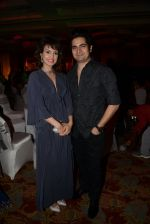 Nikita Rawal at Siddharth Kannan_s wedding reception with Neha in Mumbai on 4th Feb 2014 (308)_52f204e3cf0e2.JPG