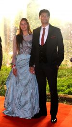 Ahana Deol_s wedding reception in Delhi on 5th Feb 2014 (8)_52f3d606eaf21.jpg
