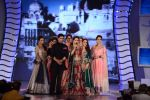 Madhuri, Preity, Lara, Evelyn, Malaika, Mandira, Isha at Manish malhotra show for save n empower the girl child cause by lilavati hospital in Mumbai on 5th Feb 2014 (32)_52f3c4b403654.jpg