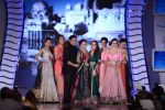 Madhuri, Preity, Lara, Evelyn, Malaika, Mandira, Isha at Manish malhotra show for save n empower the girl child cause by lilavati hospital in Mumbai on 5th Feb 2014 (39)_52f3c4b454d0d.jpg