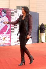 Parineeti Chopra grooved on the songs of Hasee Toh Phasee with students in a School, Noida on 5th Feb 2014 (2)_52f3bdd06788c.JPG