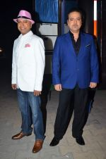 Ravi Behl, Naved Jaffrey at gunday promotions on the sets of Boogie Woogie in Malad, Mumbai on 6th Feb 2014 (4)_52f3d909839ad.JPG