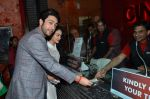 Adhyayan Suman and Ariana Ayam at Heartless promotions in Cinemax, Mumbai on 7th Feb 2014 (36)_52f59d785a28a.JPG