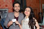 Adhyayan Suman and Ariana Ayam at Heartless promotions in Cinemax, Mumbai on 7th Feb 2014 (40)_52f59d794ddc9.JPG
