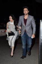 Adhyayan Suman and Ariana Ayam at Heartless promotions in Cinemax, Mumbai on 7th Feb 2014 (42)_52f59d79a57b1.JPG