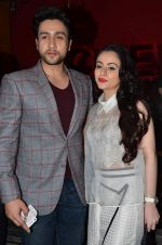 Adhyayan Suman and Ariana Ayam at Heartless promotions in Cinemax, Mumbai on 7th Feb 2014 (92)_52f59d7ad1312.JPG
