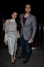 Adhyayan Suman and Ariana Ayam at Heartless promotions in Cinemax, Mumbai on 7th Feb 2014 (35)_52f59f0ac77f3.JPG