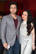 Adhyayan Suman and Ariana Ayam at Heartless promotions in Cinemax, Mumbai on 7th Feb 2014 (93)_52f59f0e06f3d.JPG