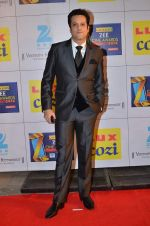 Fardeen Khan at Zee Awards red carpet in Filmcity, Mumbai on 8th Feb 2014 (122)_52f77baec8d67.JPG
