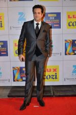 Fardeen Khan at Zee Awards red carpet in Filmcity, Mumbai on 8th Feb 2014 (123)_52f77baf2eaaa.JPG