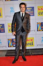 Fardeen Khan at Zee Awards red carpet in Filmcity, Mumbai on 8th Feb 2014 (126)_52f77bb049eca.JPG