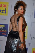 Laila Khan at Zee Awards red carpet in Filmcity, Mumbai on 8th Feb 2014 (172)_52f77c9623b2b.JPG