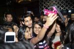 Sidharth Malhotra promotes Hasee Toh Phasee in PVR, Mumbai on 8th Feb 2014 (25)_52f7774d40e94.JPG