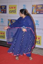 at Zee Awards red carpet in Filmcity, Mumbai on 8th Feb 2014 (28)_52f77a5b1ab41.JPG