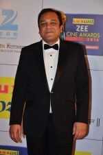 at Zee Awards red carpet in Filmcity, Mumbai on 8th Feb 2014 (335)_52f77a6a631ce.JPG