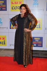 at Zee Awards red carpet in Filmcity, Mumbai on 8th Feb 2014 (39)_52f77a5c294a8.JPG