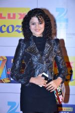 at Zee Awards red carpet in Filmcity, Mumbai on 8th Feb 2014 (48)_52f77a5f2d7d0.JPG