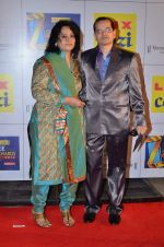 at Zee Awards red carpet in Filmcity, Mumbai on 8th Feb 2014 (63)_52f77a60a9b87.JPG
