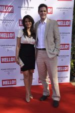 Diana Hayden at Hello Cup in RWITC, Mumbai on 9th Feb 2014 (86)_52f87543a5ef8.JPG