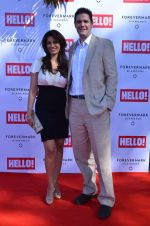 Diana Hayden at Hello Cup in RWITC, Mumbai on 9th Feb 2014 (184)_52f87545d3307.JPG