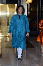 Zakir Hussain at Idea of India press meet in Trident, Mumbai on 10th Feb 2014 (46)_52f9b4d41ea56.JPG