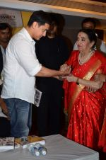 Aamir Khan,Sushila Rani Patel at the launch of Sagar Movietone in Khar Gymkhana, Mumbai on 11th Feb 2014 (172)_52fb1c55d980c.JPG