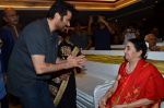 Anil Kapoor, Sushila Rani Patel at the launch of Sagar Movietone in Khar Gymkhana, Mumbai on 11th Feb 2014 (38)_52fb1c565b59c.JPG