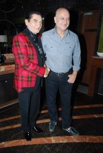 Asrani, Anupam Kher at Gang of Ghosts trailer launch in PVR, Mumbai on 11th Feb 2014 (47)_52fb19d042e67.JPG