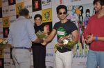 Divya Khosla Kumar, Himansh Kohli, Devanshu Sharma, Shreyas Pardiwalla at DVD launch of Yaariyan in Powai, Mumbai on 11th feb 2014 (52)_52fb18747ac44.JPG
