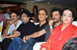 Vidhu Vinod Chopra, Rajkumar Hirani,Parsoon Joshi,  Anil Kapoor, Sushila Rani Patel at the launch of Sagar Movietone in Khar Gymkhana, Mumbai on 11th Feb 2014 (84)_52fb1c595548b.JPG