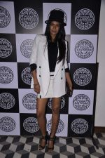 Carol Gracias at PizzaExpress Black and White Valentine_s Bash in Colaba Restaurant, Mumbai on 12th Feb 2014 (23)_52fc87fa38cc9.JPG