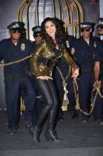 Sunny Leone at Ragini MMS 2 promotions in a bird cage in Infinity Mall, Mumbai on 12th Feb 2014 (109)_52fc8717bb970.JPG