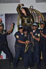Sunny Leone at Ragini MMS 2 promotions in a bird cage in Infinity Mall, Mumbai on 12th Feb 2014 (112)_52fc8718dbadf.JPG