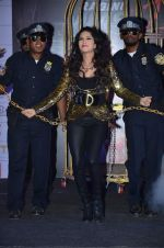Sunny Leone at Ragini MMS 2 promotions in a bird cage in Infinity Mall, Mumbai on 12th Feb 2014 (113)_52fc871945d0e.JPG
