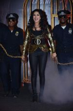 Sunny Leone at Ragini MMS 2 promotions in a bird cage in Infinity Mall, Mumbai on 12th Feb 2014 (114)_52fc87199f6ad.JPG